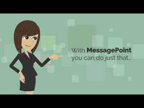 MessagePoint introduction - PowerPoint Screensaver