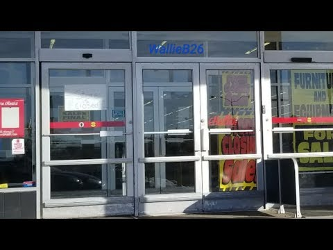 The Final Closing Announcement For The Moon Township Kmart