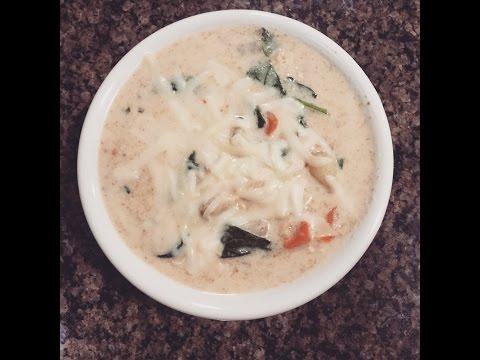 Recipe: Olive Garden's Chicken Gnocchi