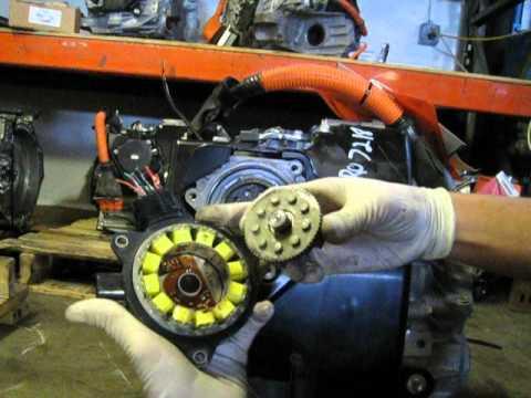 Gen 2 Prius Park Motor (Shift Control Actuator)