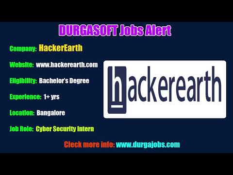 Durgasoft JOBS Alerts|| Jobs for Experienced and Freshers !!! (24-05-2018)