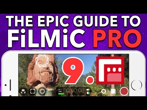 9. TimeLapse Mode - Epic Guide to FiLMiC Pro
