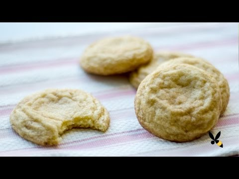 Chewy Snickerdoodles Cookie Recipe - Honeysuckle Catering