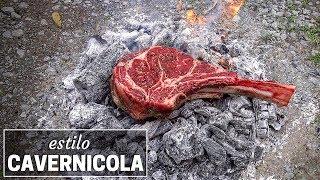 Carne Asada estilo Cavernícola   La Capital