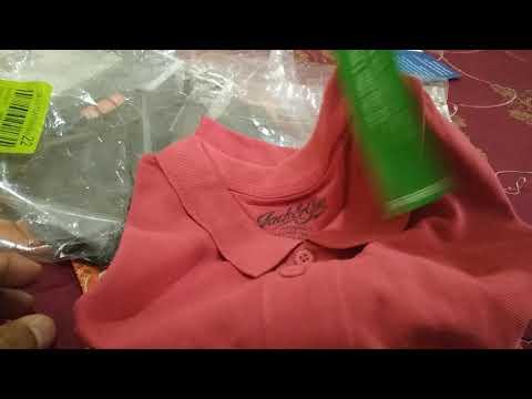Jack n Jones coral Tshirt Unboxing