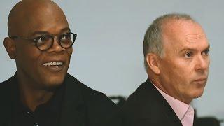 Actors on Actors: Samuel L. Jackson and Michael Keaton – Full Video