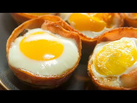 How To Make A Bacon Egg Breakfast Muffin
