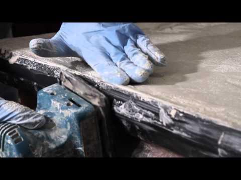 DIY Concrete Countertops - How to Make Concrete Countertops