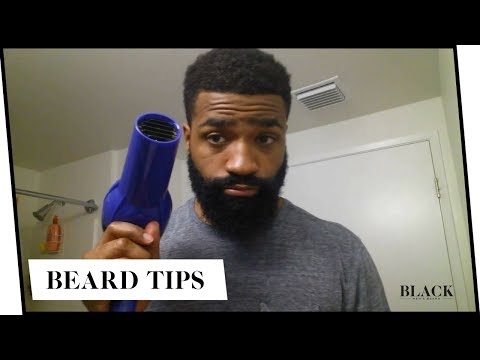 How To Get Your Beard Longer: With Coarse & Curly Beards