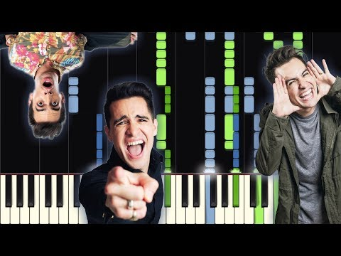 Panic! At The Disco: High Hopes (IMPOSSIBLE PIANO REMIX)
