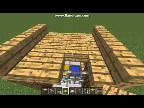 Minecraft Bunny Cage