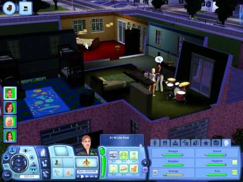 The Sims 3 Legacy Challenge - Part 55: Bonjella's Prom