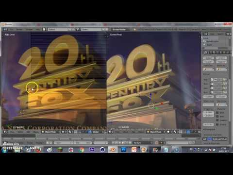 20th Century Fox 2009 Remake Making Working (Part 1 from Behind in Text)