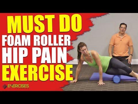 Must Do Foam Roller Hip Pain Exercise