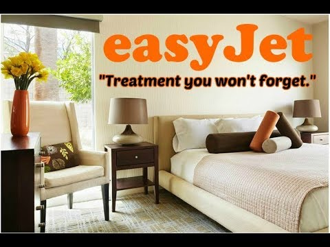 Easyjet Free Accommodation Review
