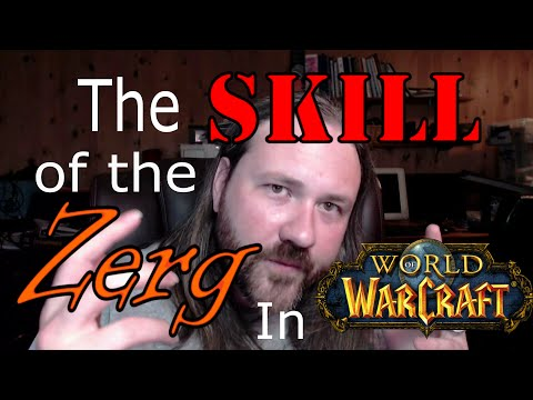 The Leet Skills of the Skill-less Zerg in MMOs and WoW