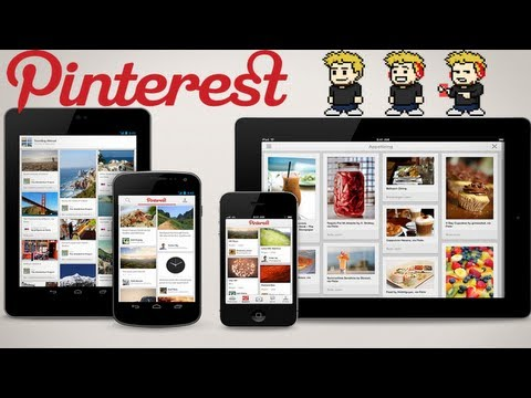 Pin Your Interests with Pinterest for iPhone, iPod Touch, iPad and Android