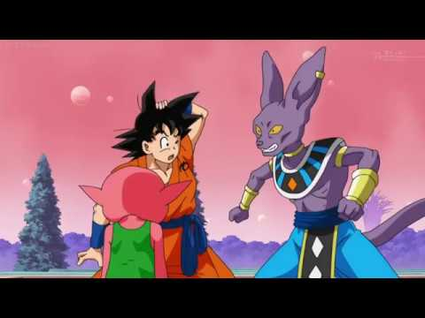 Goku lost his Temper and Attacks Monaka - Dragon Ball Super - [HD] (English Sub)