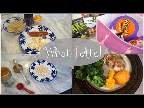 What I Ate | Counting Macros | Weight Watcher Smart Points Included! | 2/14