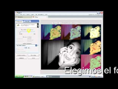 Tutorial collage picasa