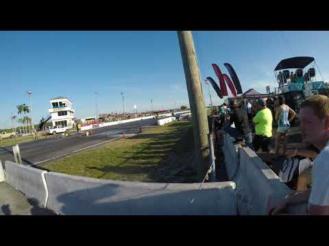 Honda Grom 1/4 Mile Run 22 seconds - Cleetus and Cars
