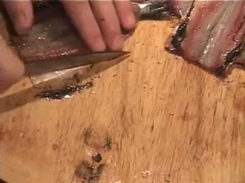 Frugal Recipes - How to Clean and Cook Fresh Sardines: a Truly Thrifty and Healthy Fish