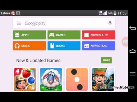Set up Pin/parental controls on Google Play Store