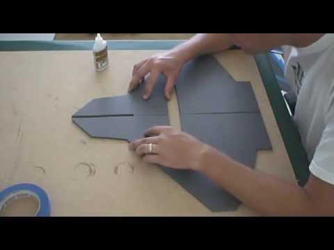 F-22 Raptor Build Video (Part 1 of 4)