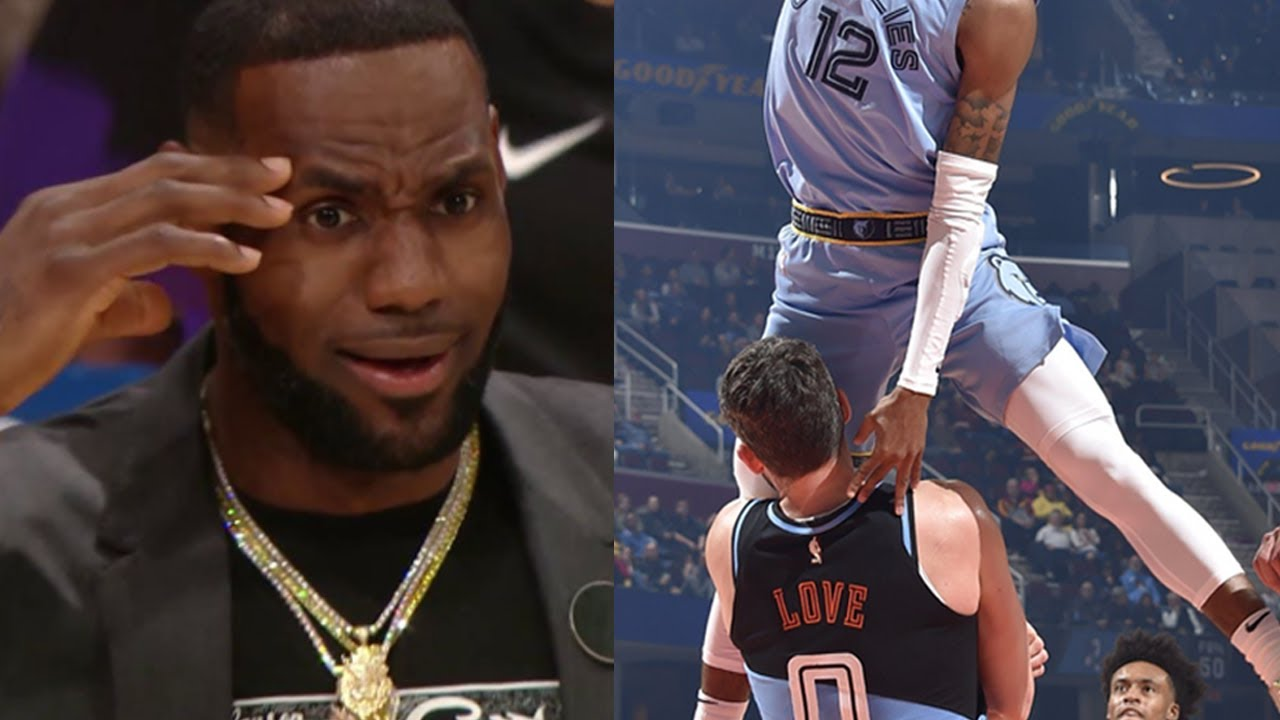 """NBA """"Mind Blowing"""" Moments"""