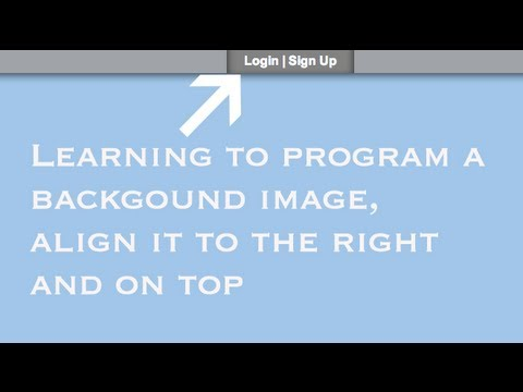 Learning HTML: Adding background image within a div and other cool stuff