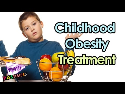 Childhood Obesity Treatment || Weight Loss Tips
