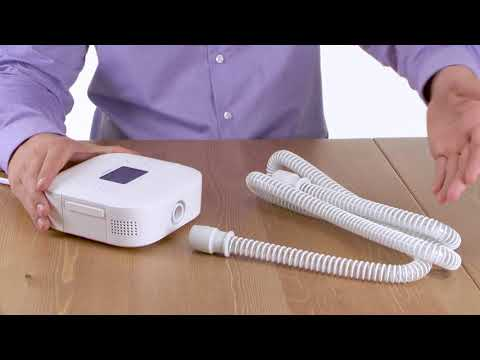 Tubing Options Overview - DreamStation Go Portable Auto CPAP