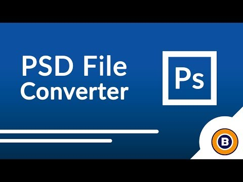 How to Convert PSD to PDF Document | PSD to JPG/PNG Images | PSD to Word Document | PSD Converter