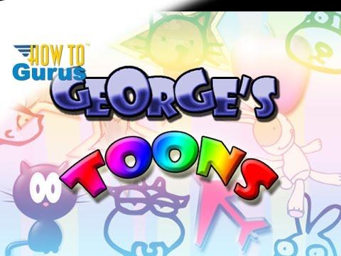Photoshop Text : How to Create Cartoon Style text : CC 2018 CS6 CS5 Tutorial