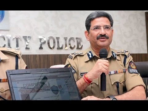Hyderabad Police launch Cyber Crime Facebook Page to check on cyber crimes