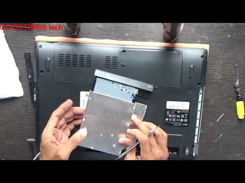 Adding second HDD or SSD to your laptop to increase DATA storage | SSD + HDD Dual Drive Setup.