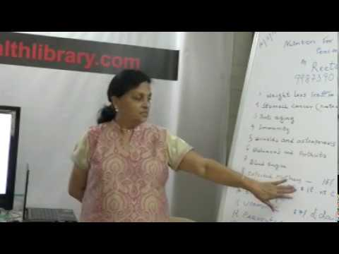 Nutrition for Good Health – Peas and Pills! By Ms. Rita Gandhi on HELP Talks