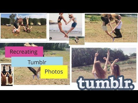 Recreating Tumblr Pictures