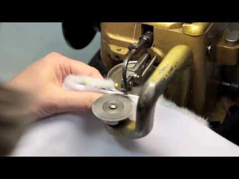 making of fur t-shirt