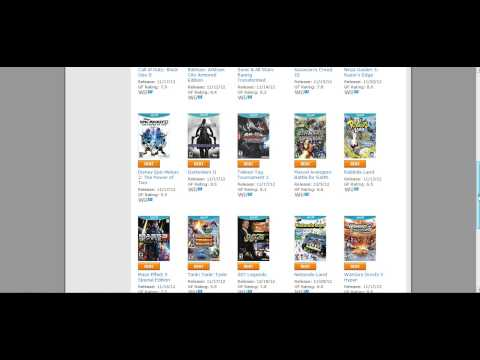 How to get free Wii U, Xbox 360, Ps3, Ps2 and many other games online free.