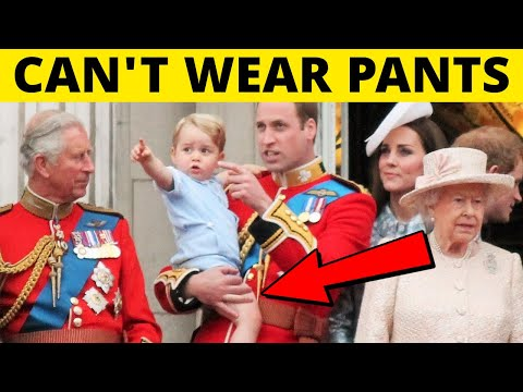 19 Rules All Royal Family Members HAVE TO FOLLOW From Birth!