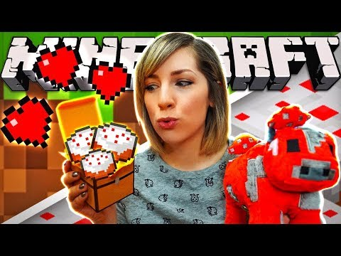 DIY Minecraft Cake Candy! 🍰