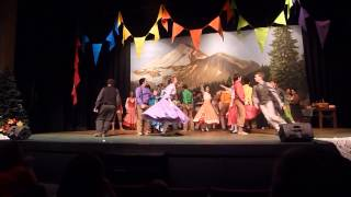 Barn Dance  cast A  Seven Brides For Seven Brothers