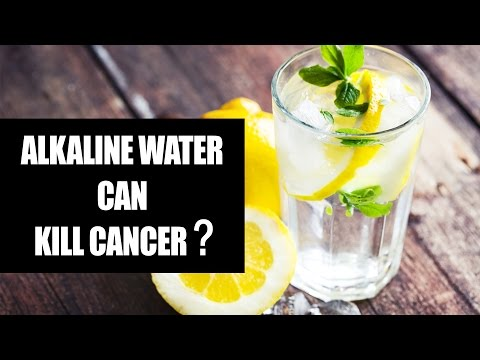 Cancer Treatment At Home | Alkaline Water can Kill Cancer | Best Treatment For Cancer