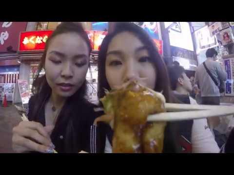 JAPAN TRAVELOGUE: Osaka Kyoto Nara Kobe Tokyo