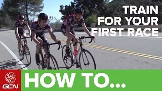 How To Train For Your First Bike Race – GCN