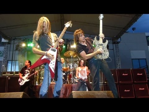Ratt - Round and Round Live Spokane Concert in HD