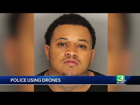 Police use drone to arrest 2 in Stockton