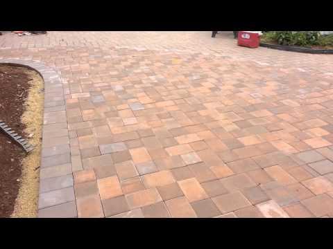 Cambridge Hardscaping paver patio Sterling VA