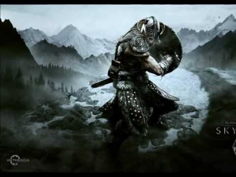 Skyrim Dragonborn - Poets never die